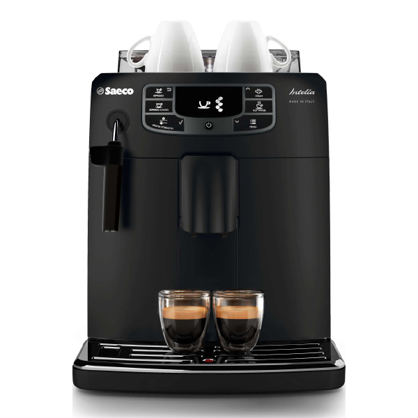 saeco intelia focus espresso machine