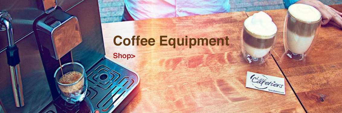 coffee equipment shop